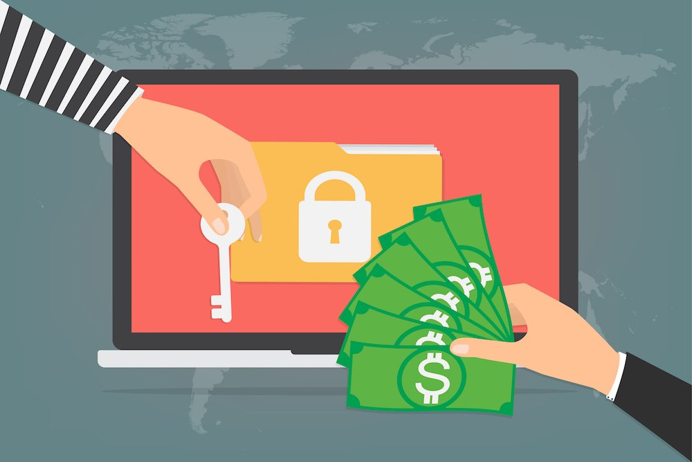 Ransomware – the attack of the commercial hacker